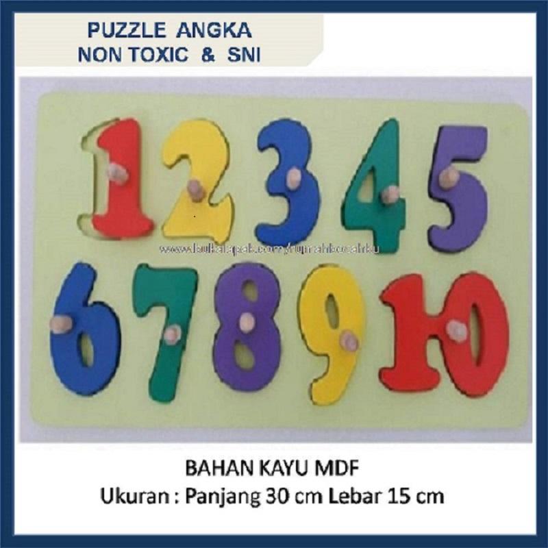 Jual Puzzle Kayu Murah