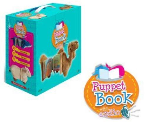 Puppet Book Biru