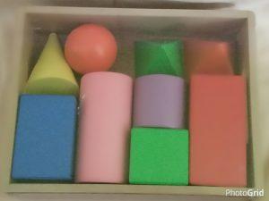 alat permainan edukasi balok ruang