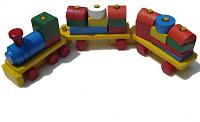 mainan anak edukatif dari kayu