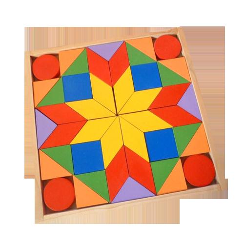 alat peraga edukatif tangram