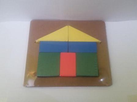 puzzle rumah