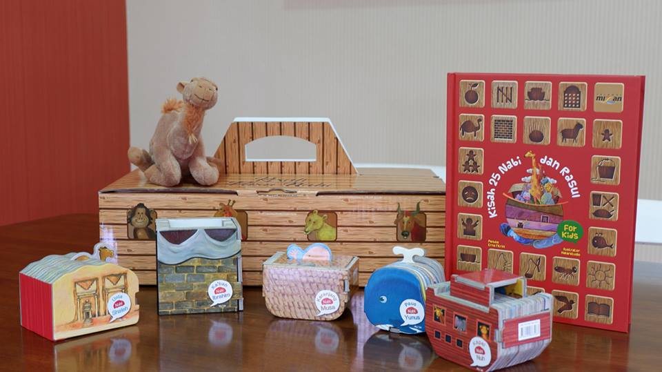 toys book kisah para nabi