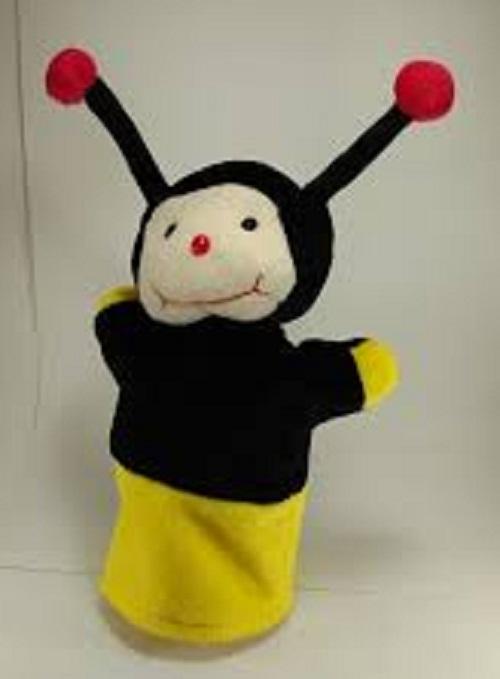 boneka-tangan-lebah