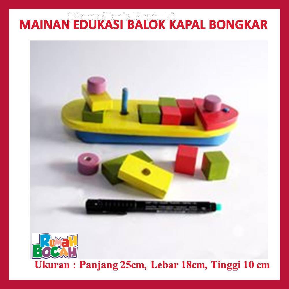 Jual Mainan Edukatif Dari Kayu