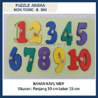 jual puzzle angka kayu