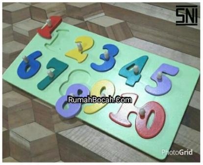 jual puzzle angka
