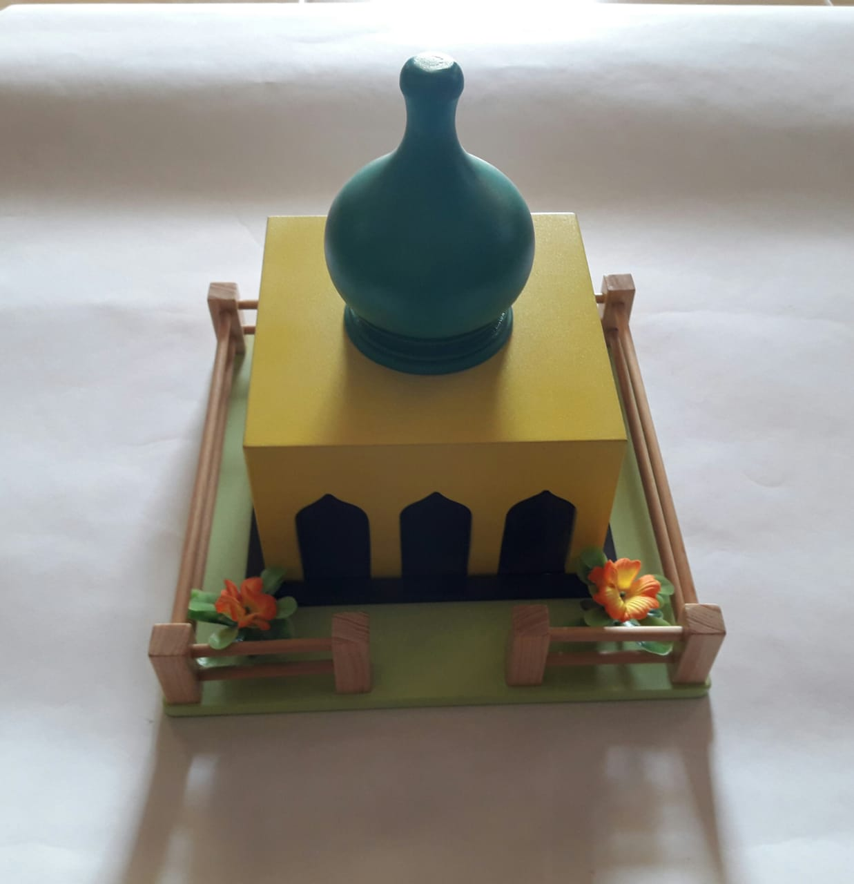 Jual Mainan Anak Edukatif Online Miniatur Masjid