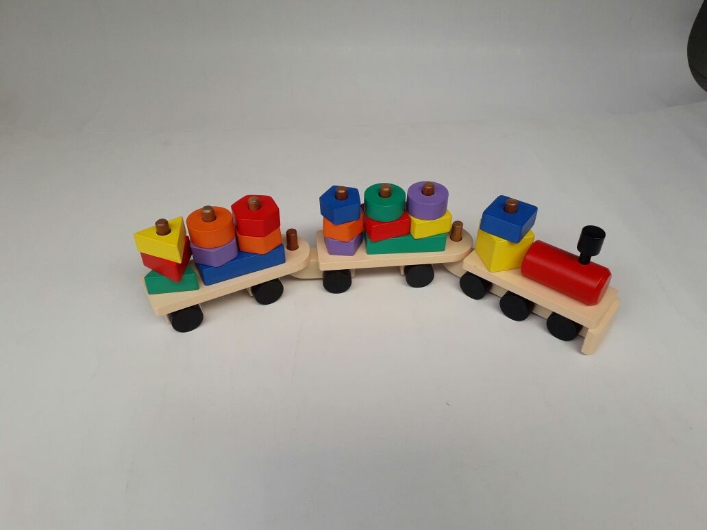 Jual Mainan Edukasi Untuk Balita balok kereta bongkar