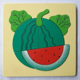Jual Mainan Edukasi Online puzzle buah semangka