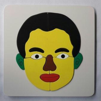 jual Puzzle wajah