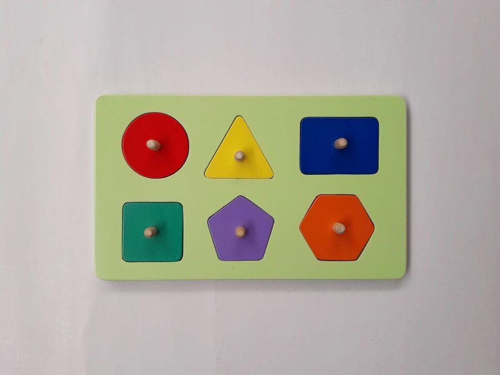 jual puzzle bentuk geometri