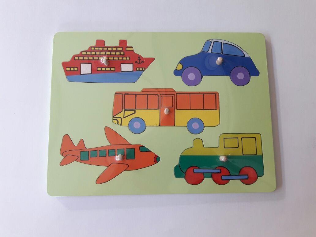 jual puzzle kendaraan