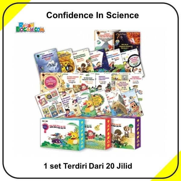 Toko Buku Confidence In Science-min