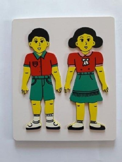 Mainan Edukasi Anak Usia 3 Tahun Puzzle