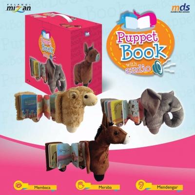 jual puppet book pink