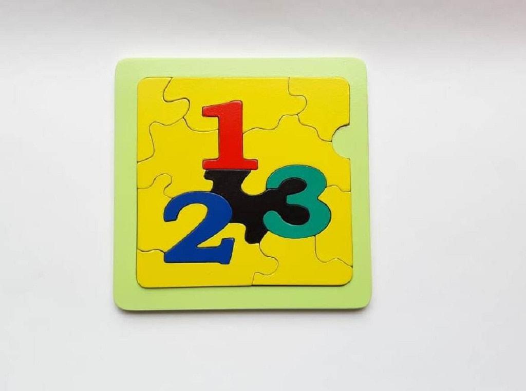 Grosir Puzzle 123 Kayu