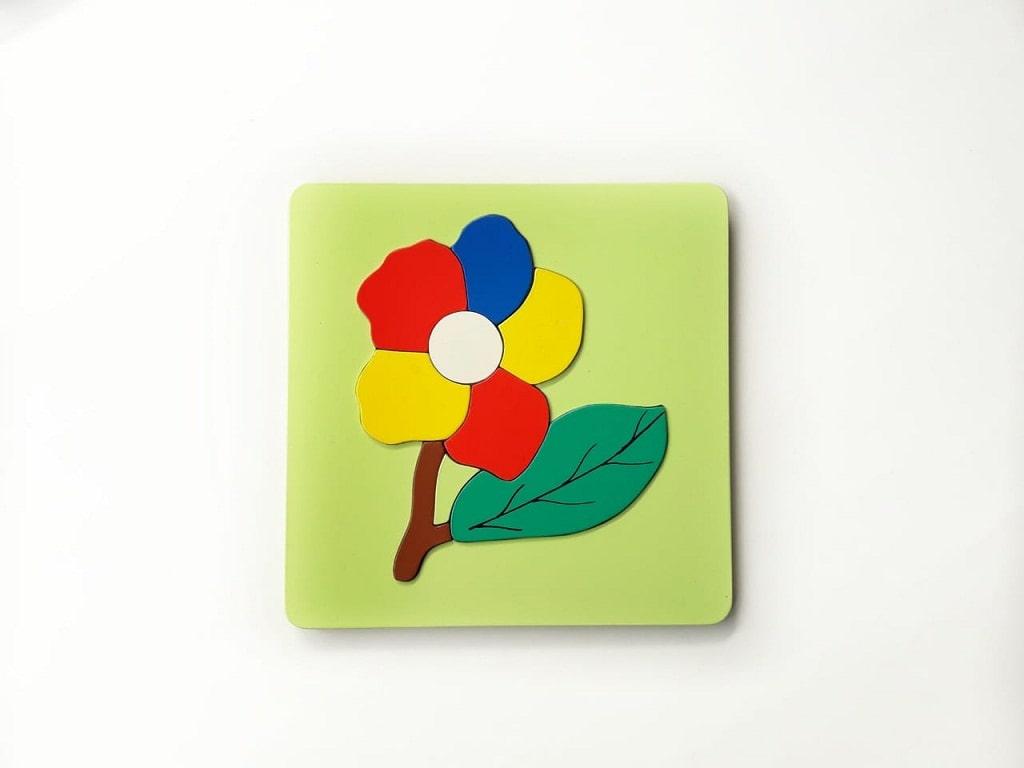 Grosir Puzzle Bunga Murah