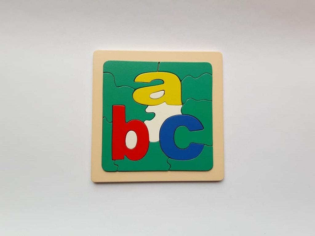 Grosir Puzzle Kayu Murah abc