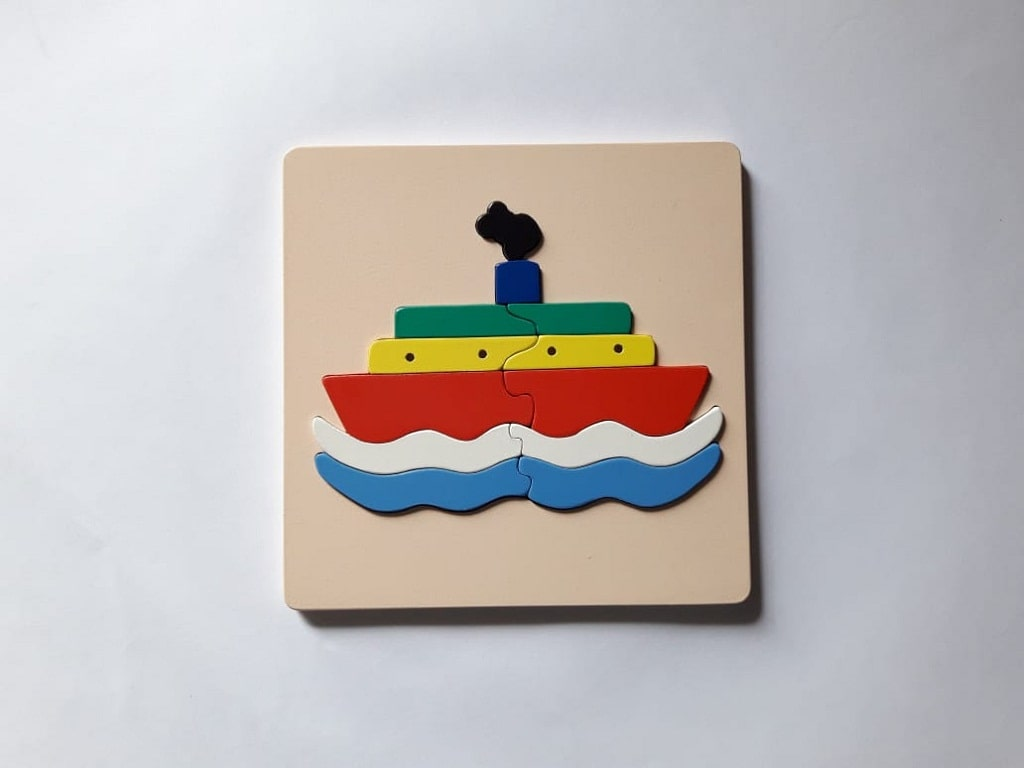 Grosir Puzzle kapal Murah