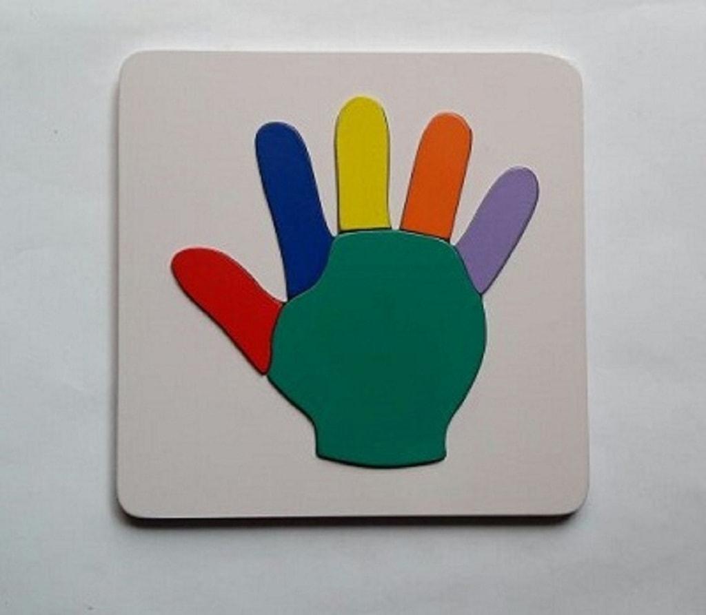Jual Mainan Edukasi Anak 3 Tahun Puzzle jari Tangan