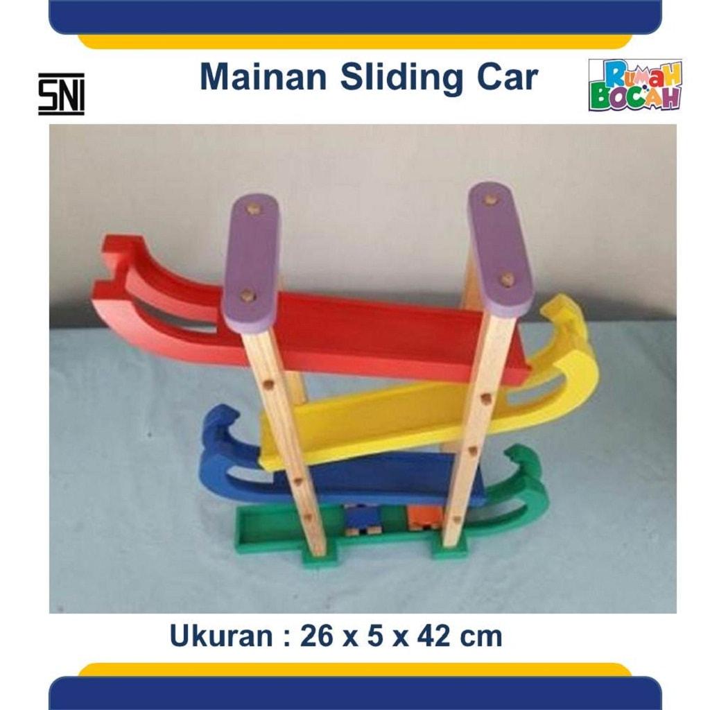 Produsen Mainan Anak Edukatif Sliding Car