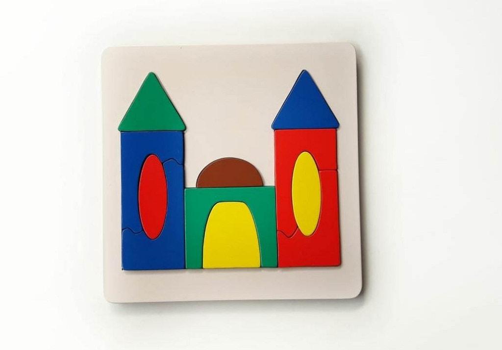Jual Puzzle Rumah Untuk Anak