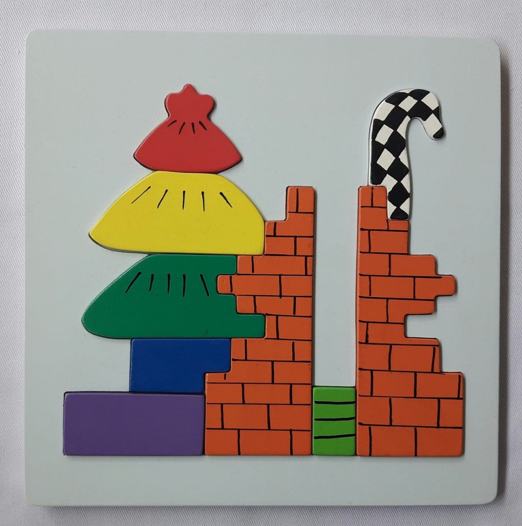 puzzle rumah ibadah pura