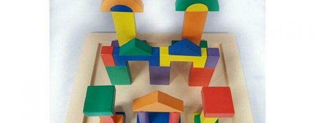 Jual Mainan Edukasi Anak Balok Warna Untuk Anak