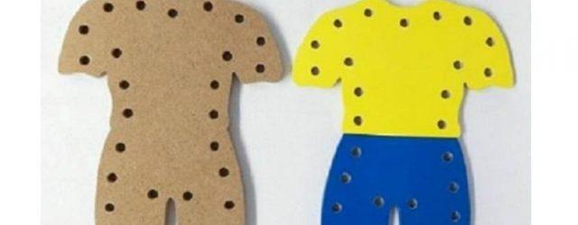 jual balok kayu mainan papan jahit baju celana