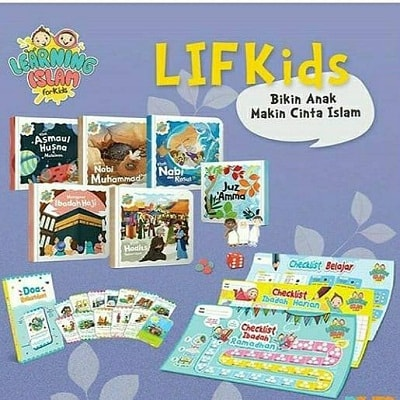 promo Learning islam for kids Free ongkir-