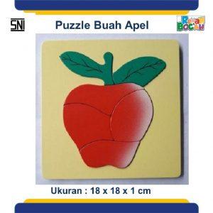 Jual Mainan Edukatif Dari Kayu Puzzle Buah
