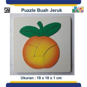 Grosir Puzzle Kayu Buah Murah