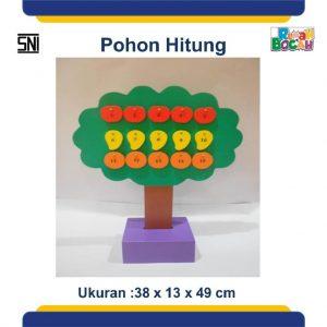 Toko Online Mainan Edukatif Anak Pohon Hitung
