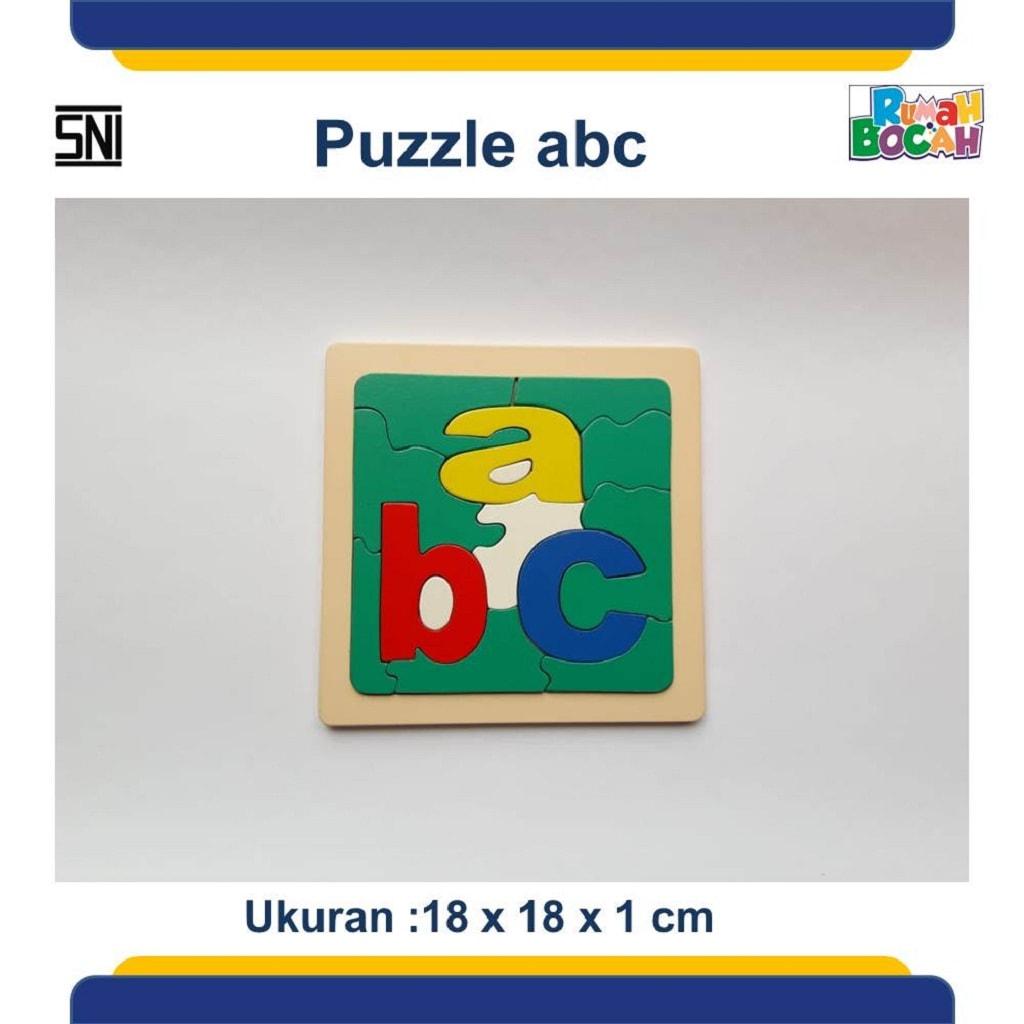 Jual Puzzle Murah abc