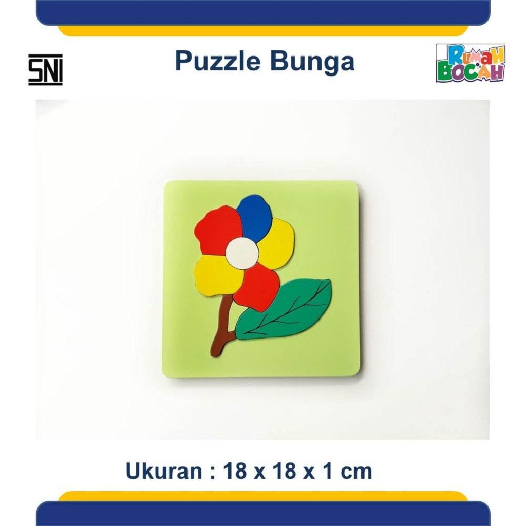 Jual Puzzle Bunga Untuk Anak
