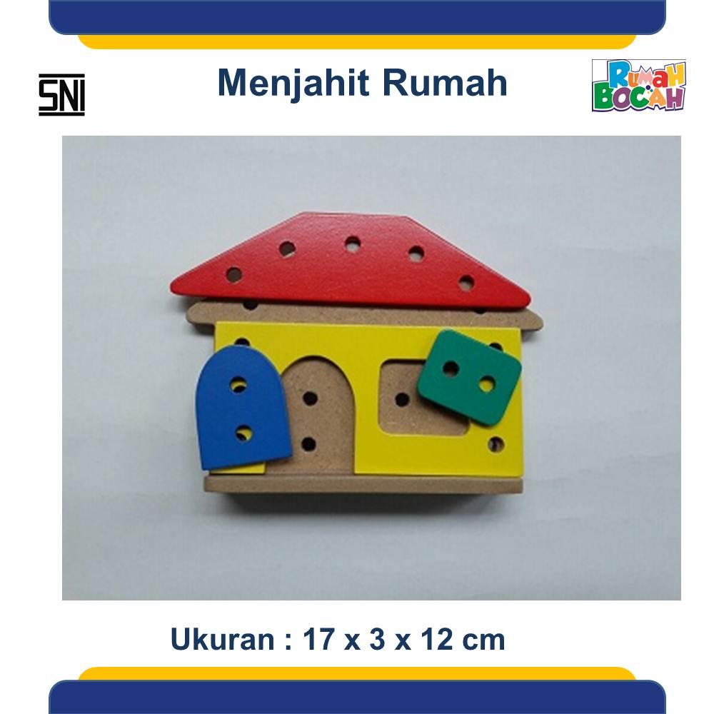 Toko Mainan Anak Edukatif Papan Jahit Rumah