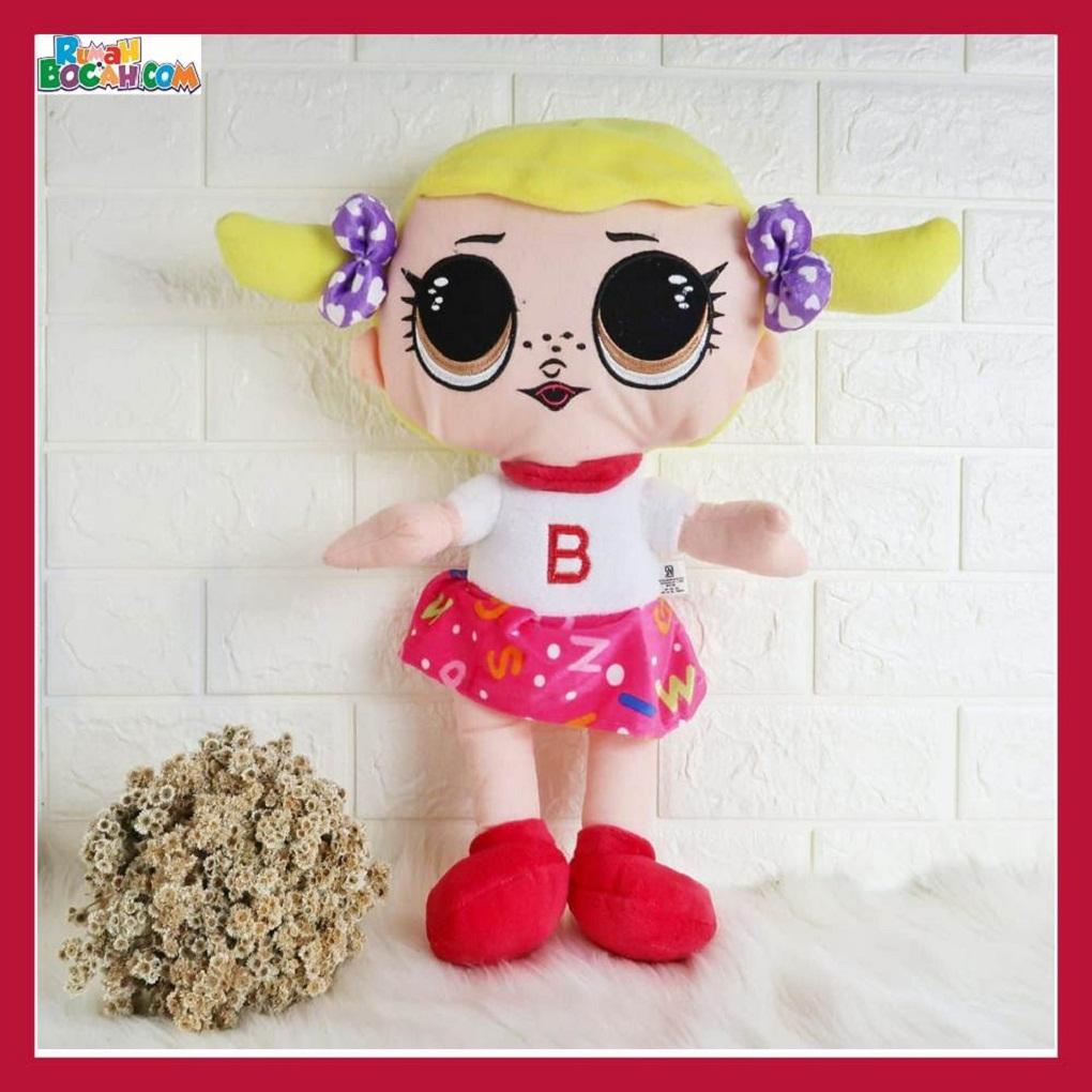 Mainan Kado Ulang Tahun Anak Remaja Perempuan Cewek Boneka Hewan Karakter LOL Suprise-min