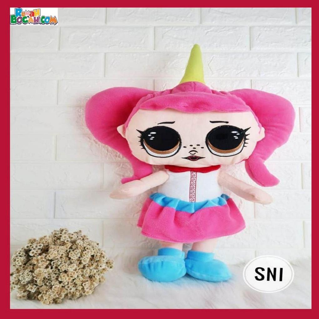 Mainan Kado Ulang Tahun Anak Sahabat Remaja Perempuan Cewek Boneka Hewan Karakter LOL Suprise-min